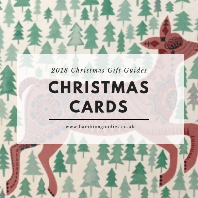 BG Christmas Gift Guide 2018: Cards