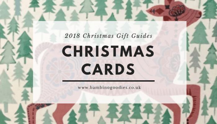 BG Christmas Gift Guide 2018: Cards