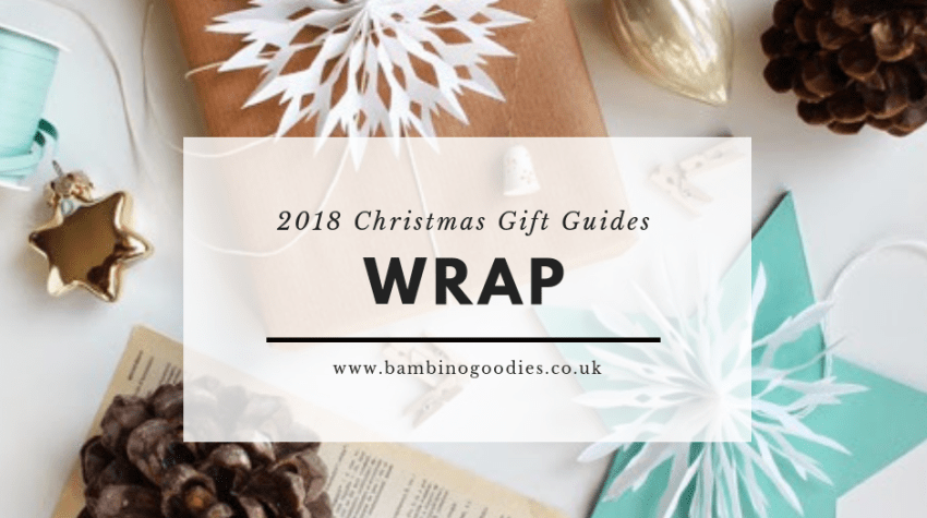 Gift Guide: Wrap