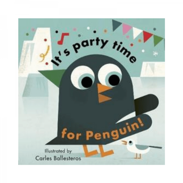 It's Party Time for Penguin
