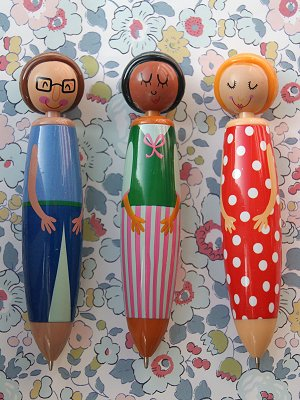 Little Pen Dolls