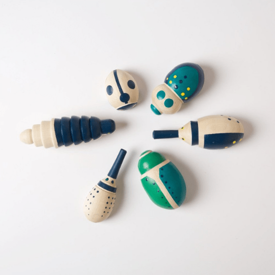Hillside Beetles, £9.99, Conscious Craft.