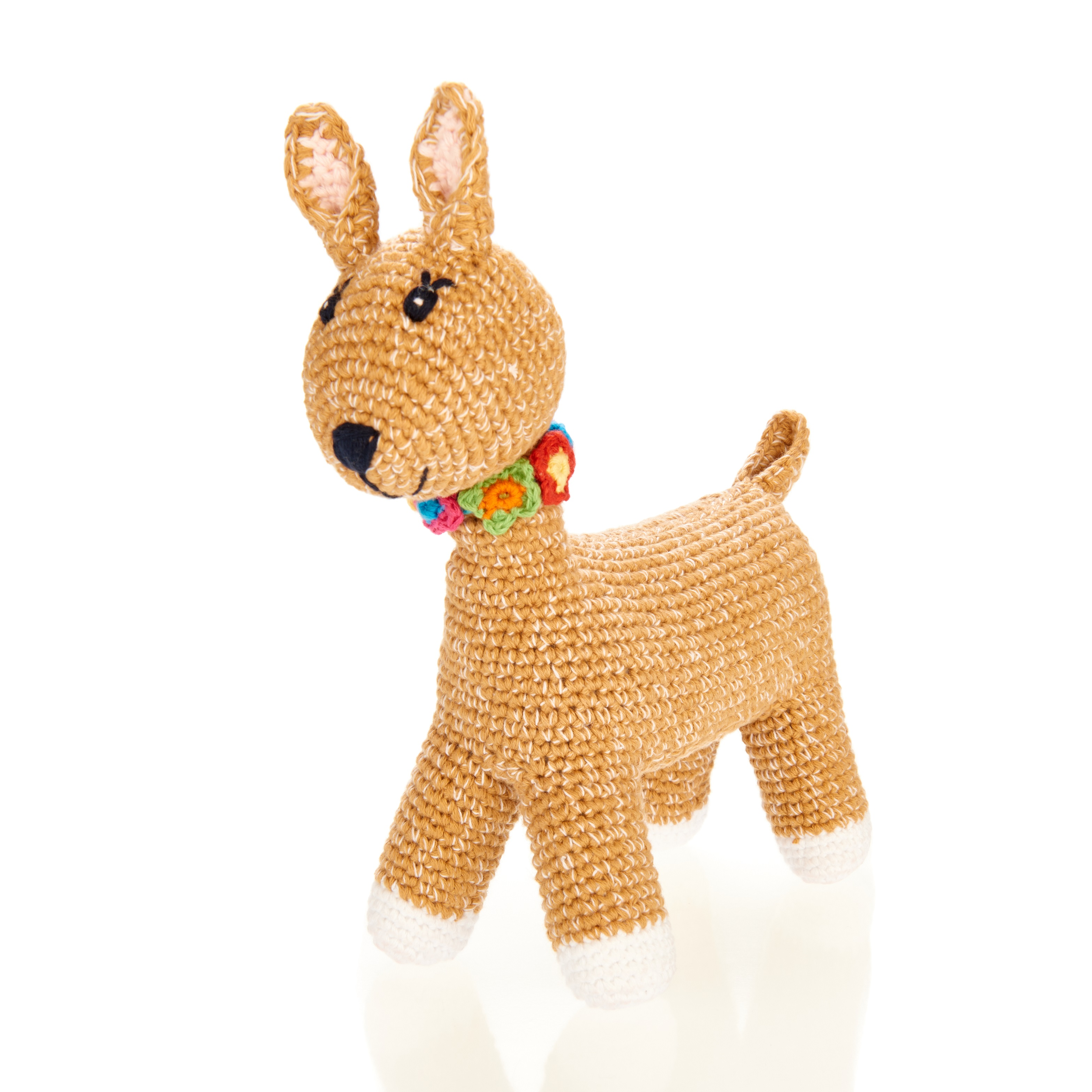 Fair Trade Crochet Deer