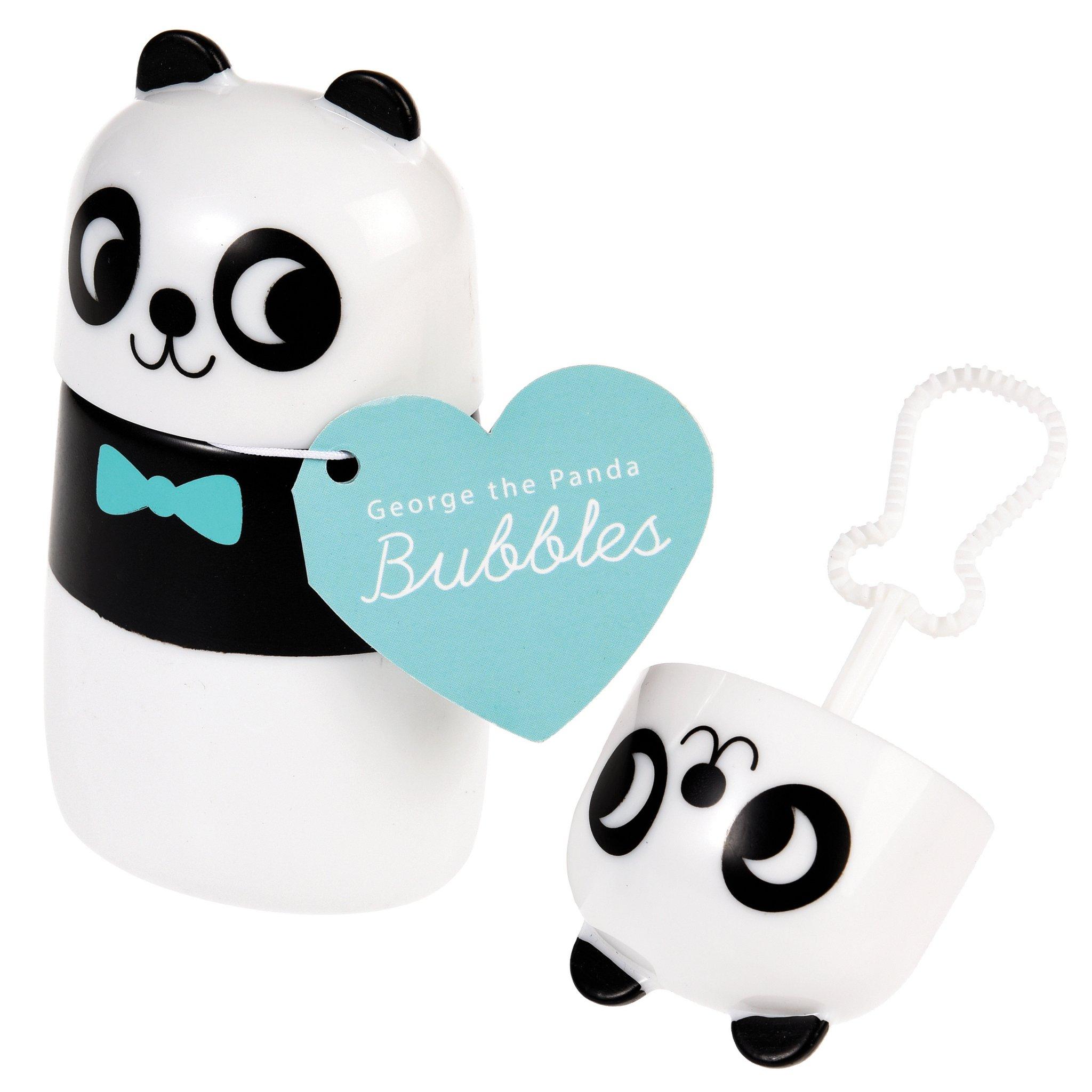 Panda Bubbles