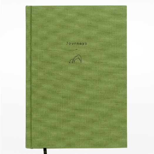 Writing as therapy journal - Journeys, £15, Design Museum.