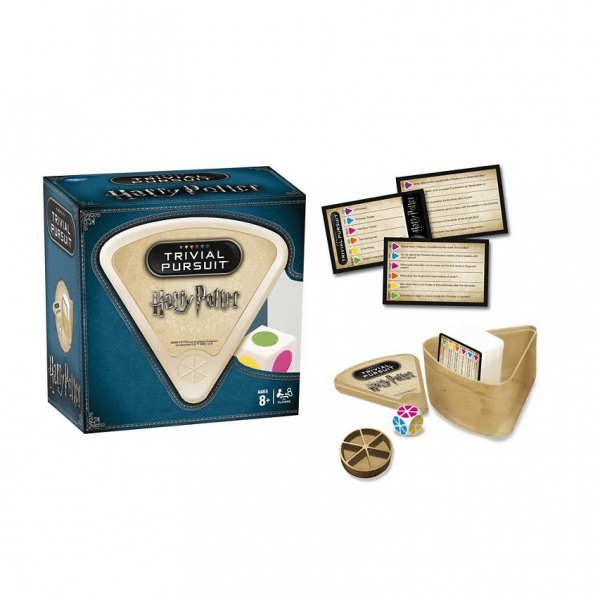 Harry Potter - Trivial Pursuit Game, £6.50, Debenhams.