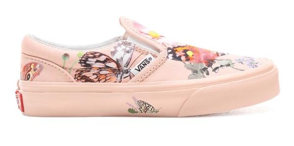 Vans x Molo Butterfly Slipons, £40
