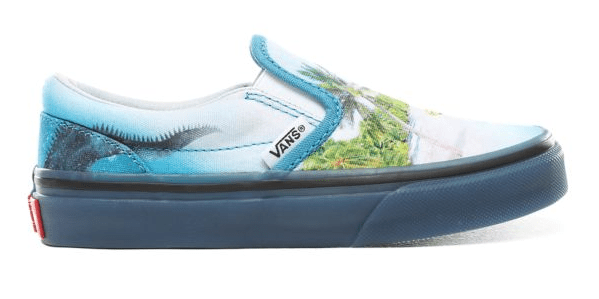 Vans x Molo Surf Monster Slipons, £40