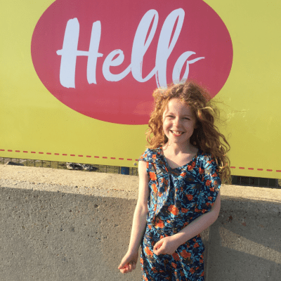 Spring style for kids at TK Maxx