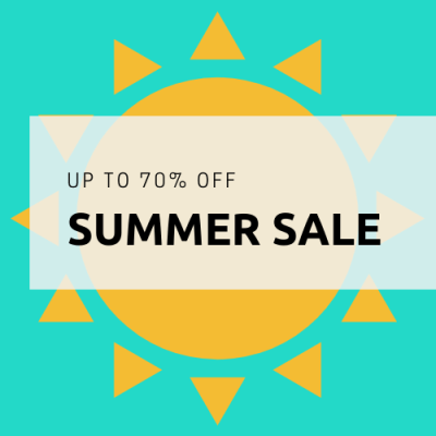 The Bambino Goodies Summer Sale is here!