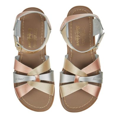 Covetable: Smallable x Saltwater sandals