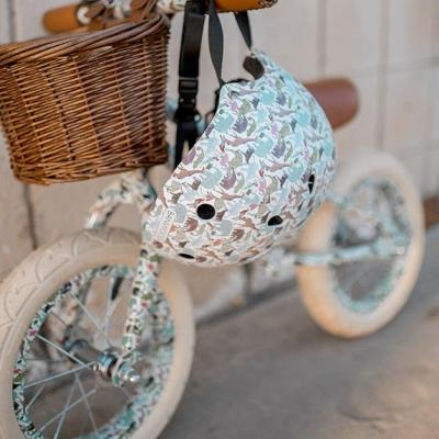 Cool collab: Liberty London x Banwood Bikes