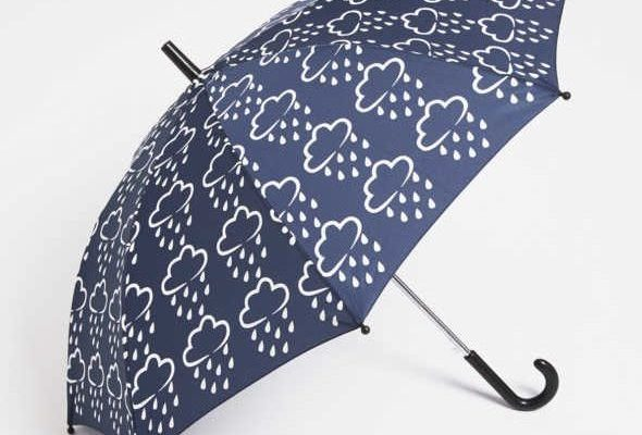Grass & Air colour-changing umbrellas