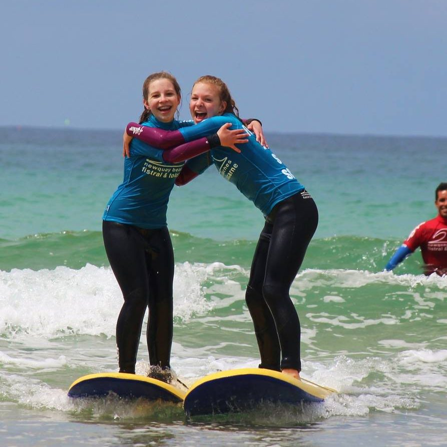 Family Surf Day, £220, Fistral Beach Surf School (Cornwall)