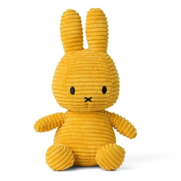 Miffy Sitting Corduroy, £17.95, The Hut