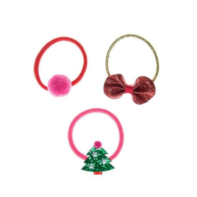Rockahula Christmas glitter hairbands, £6, Spotty Herberts.