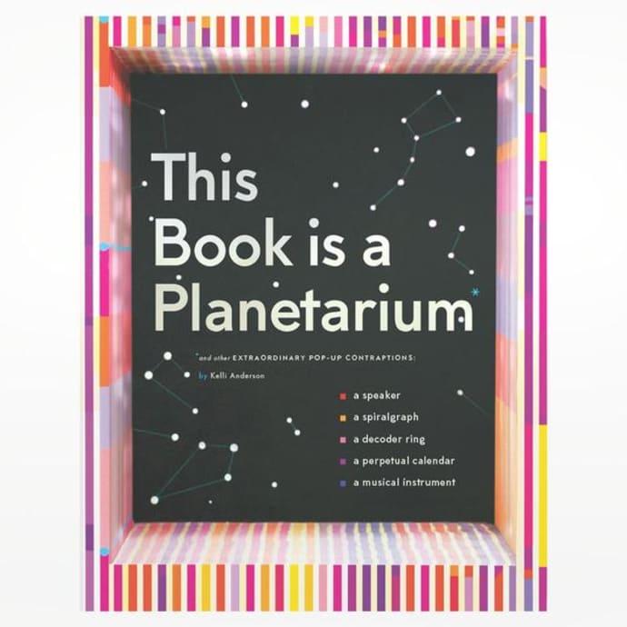 This Book Is A Planetarium, £35, Abrams & Chronicle