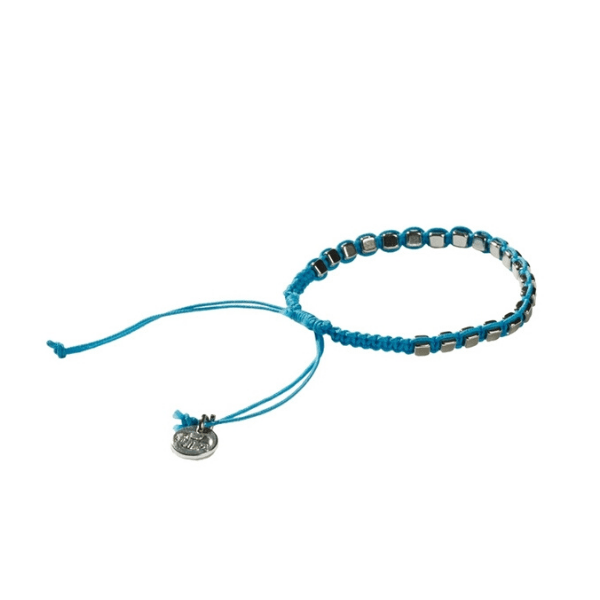 Friendship bracelet, 50p, Tinc.