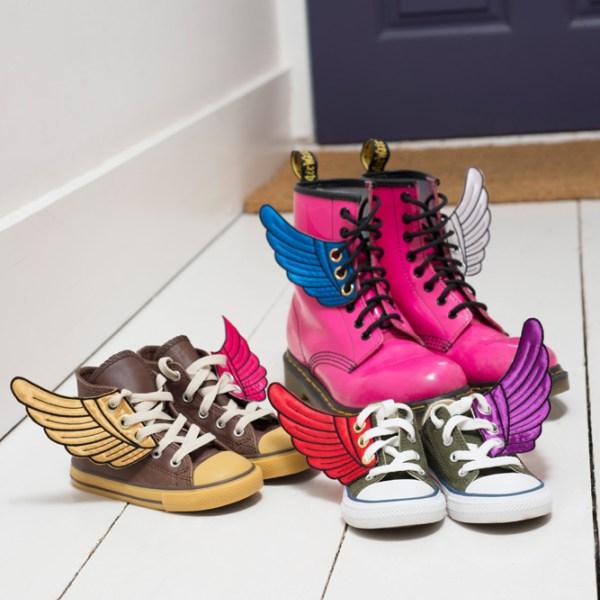 Wing Kicks,£9.95, Shop BG