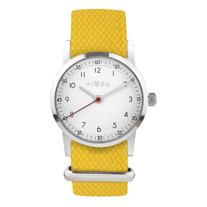 Millow Classic Watch Yellow, £76, Smallable