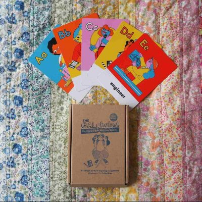 GALphabet cards