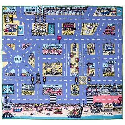 UDrive/Lisa Holdcroft Brighton playmats