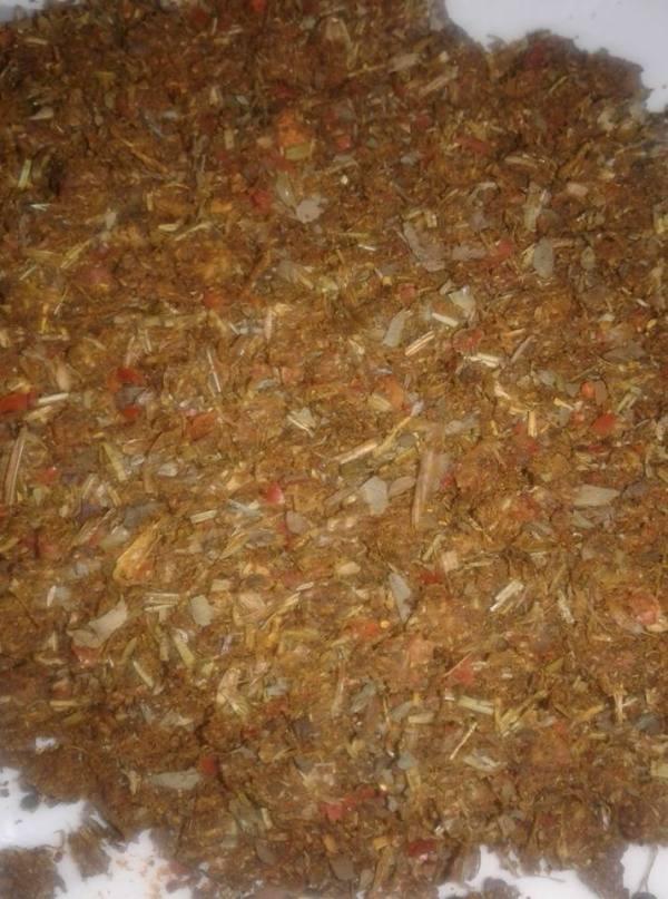 Artisanal bbq grill rub from Tunisia
