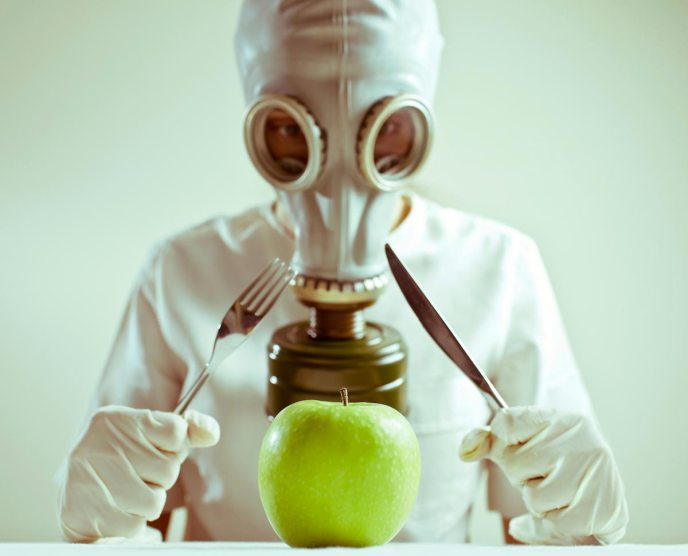 The danger of GMO foods.