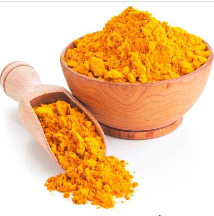 turmeric grounded from Tunisia