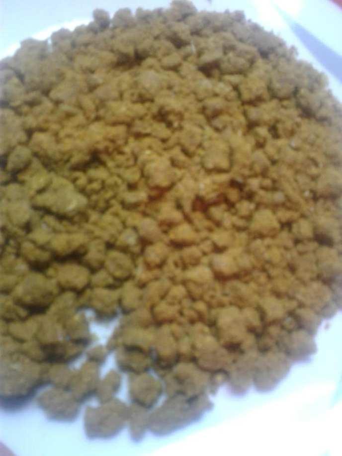 Mosli a Tunisian spice blend.