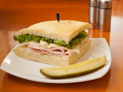 Bambinos Turkey And Swiss Panini - Restaurants In Springfield Missouri