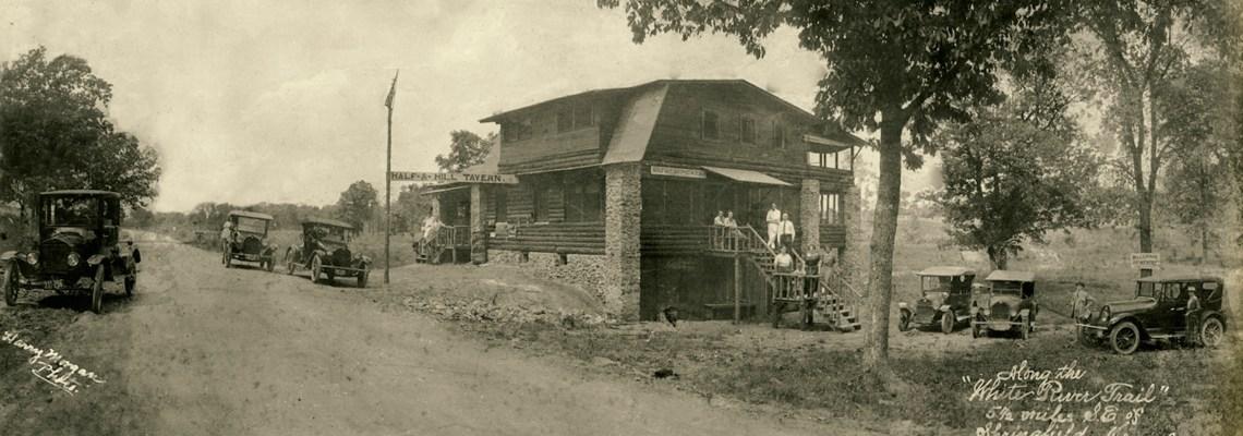 Battlefield Location Home To Legendary Restaurant in Springfield Missouri