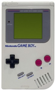 Gameboy Nostalgie