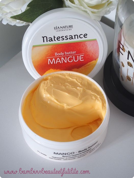 Body Butter Mangue