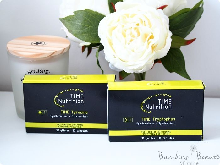 Time Nutrition