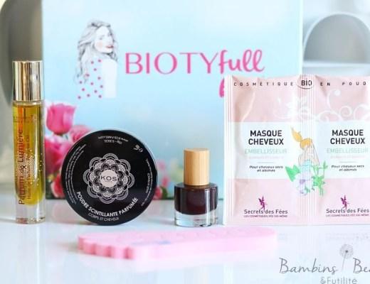 Biotyfull box mai 2017