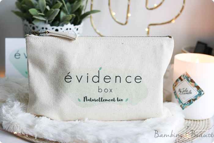 Box Évidence Cocooning