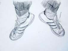 Adidas - krijt