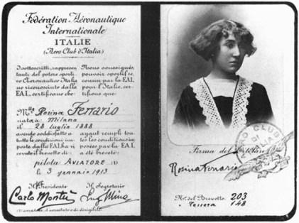 Licenza di Rosina Ferrario