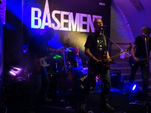 Basement Eventbar 21.10.17