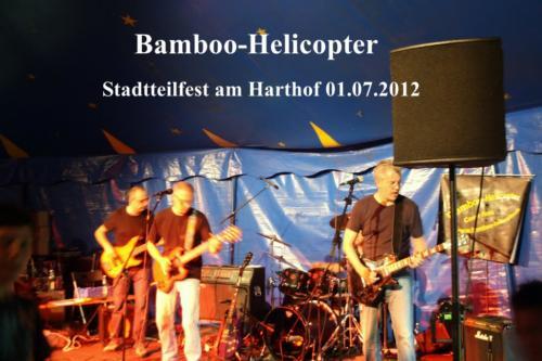 Stadtteilfest Harthof 01.07.2012