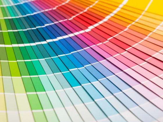 Palette di colori - Armocromia