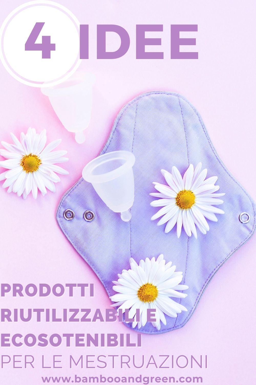mestruazioni - prodotti ecosostenibili pinterest pin