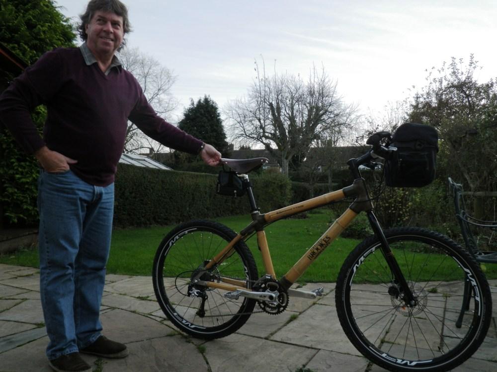 Bamboo bike (1/5)