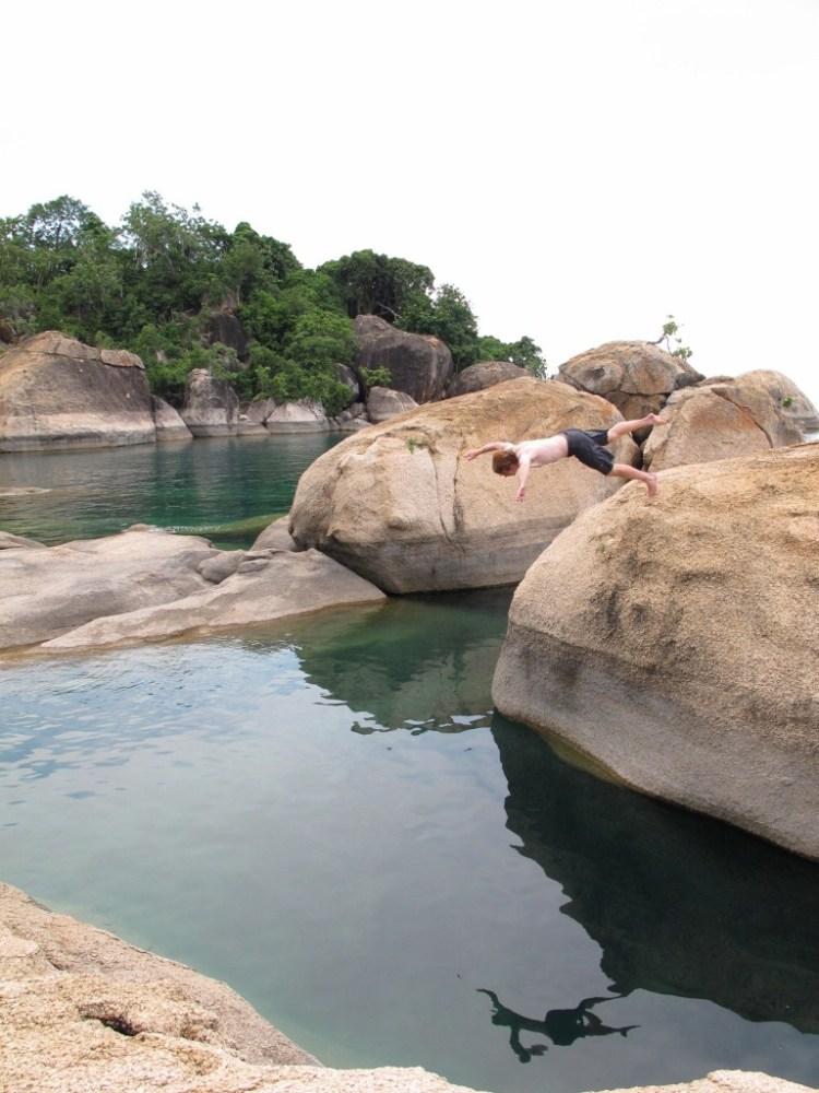 Malawian water - beauty, bore holes, and bilharzia. (2/6)