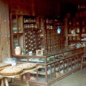 Alte Apotheke in China