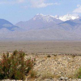 Xinjiang 2007