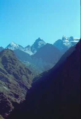Lijiang TLG Berge