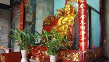 Buddha in Chengdu