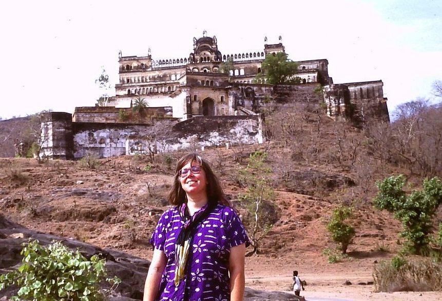 Als Frau alleine durch Indien?